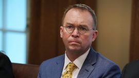 Mulvaney Doesn't Comply With House Impeachment Probe: Reports