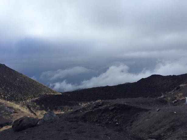 Mountain etna