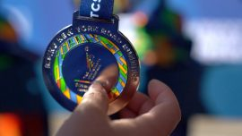 Runners Prepare for New York City Marathon, the Largest in the World