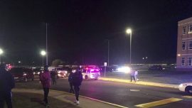 Man, Young Boy Shot at New Jersey High School Football Game