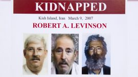Judge Rules Iran Responsible for Kidnapping and Torturing Robert Levinson