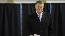 Romania's President Iohannis Wins Re-Election