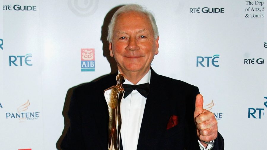 Irish Broadcaster Gay Byrne Dies at 85
