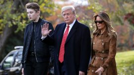 Trump Highlights Faith in God in Thanksgiving Day Proclamation