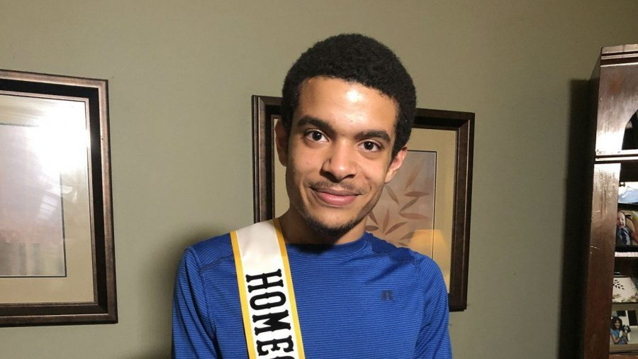 Student With Autism Expresses Appreciation for Winning Homecoming King