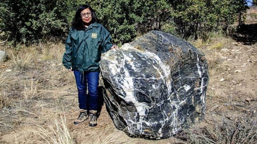 'Wizard Rock' That Mysteriously Disappeared From Arizona Forest Returns