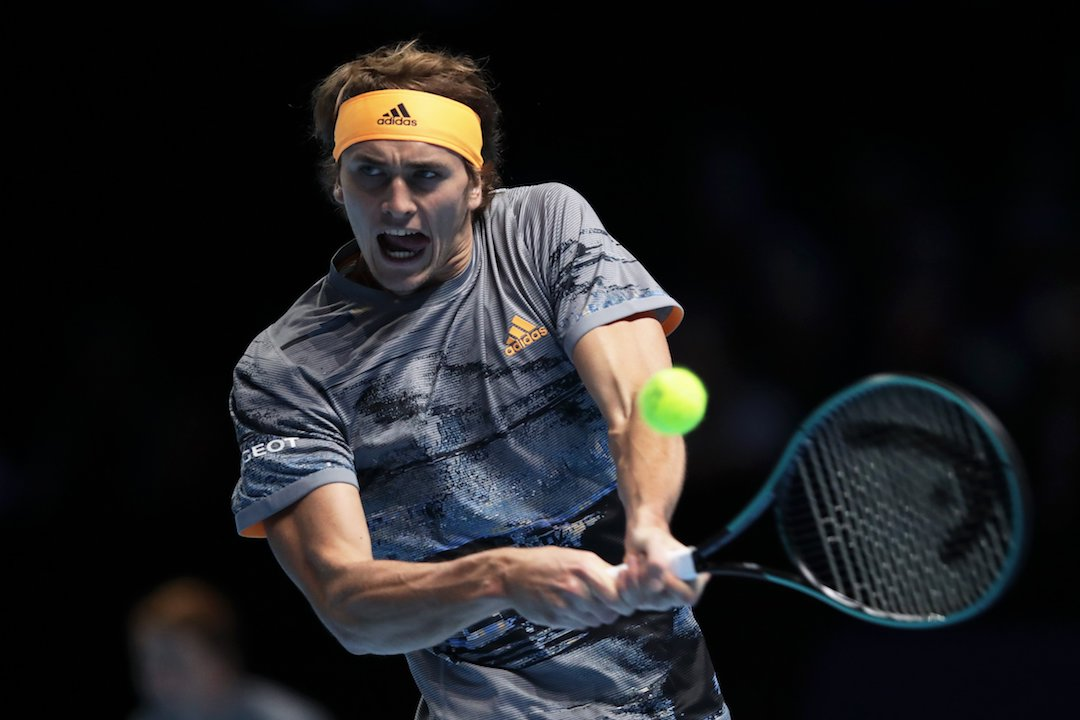 Sparkling Zverev tastes first victory over Nadal at ATP Finals