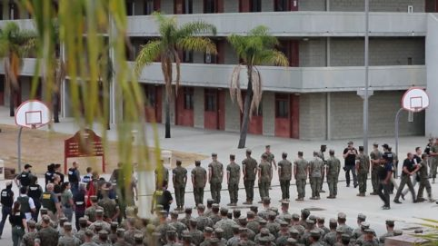Judge Rules Arrests of 16 Marines at Camp Pendleton Unlawful