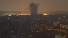 Islamic Jihad Says Cease-Fire Reached to Fighting in Gaza