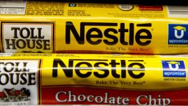 Nestle Recalls Cookie Dough for Possible Contamination