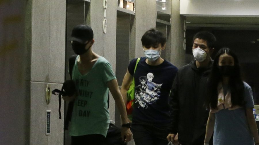 Hong Kong Court Reinstates Mask Ban Ahead of Elections