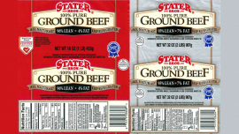 Central Valley Meat Co. Recalls Ground Beef Products Over Possible Salmonella Contamination