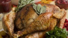 Washing Your Thanksgiving Turkey Could Spread Germs