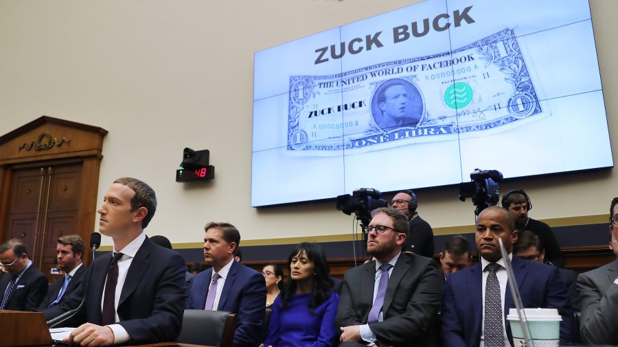 Australian Regulators to Probe Facebook Currency 'Libra'