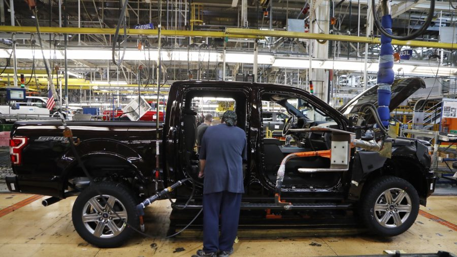Ford Forced to Halt Production at Chicago Plant After Employee Tests Positive for CCP Virus