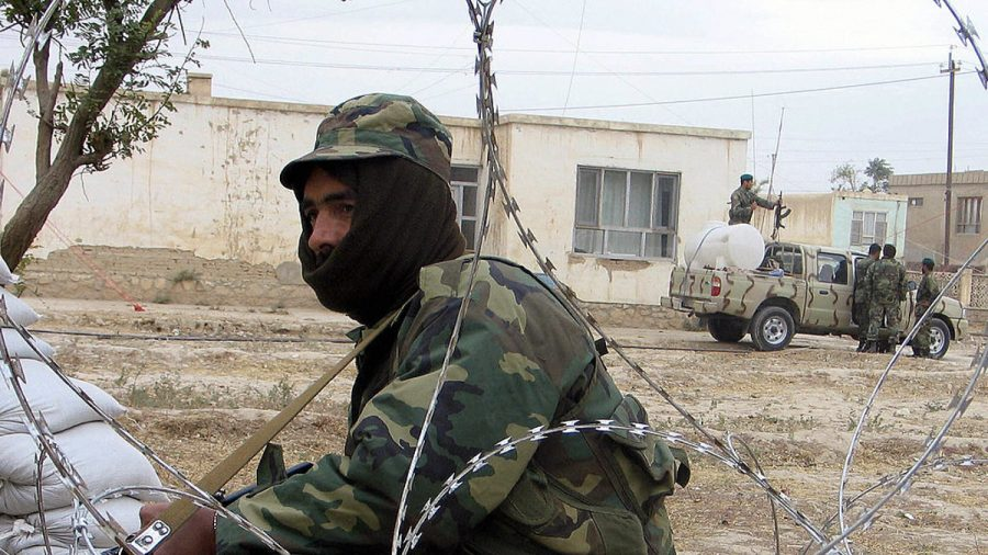 6 Troops Killed in Taliban Attack on Afghan Army