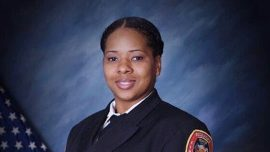 Virginia Firefighter Fatally Shot While Shielding Her Child