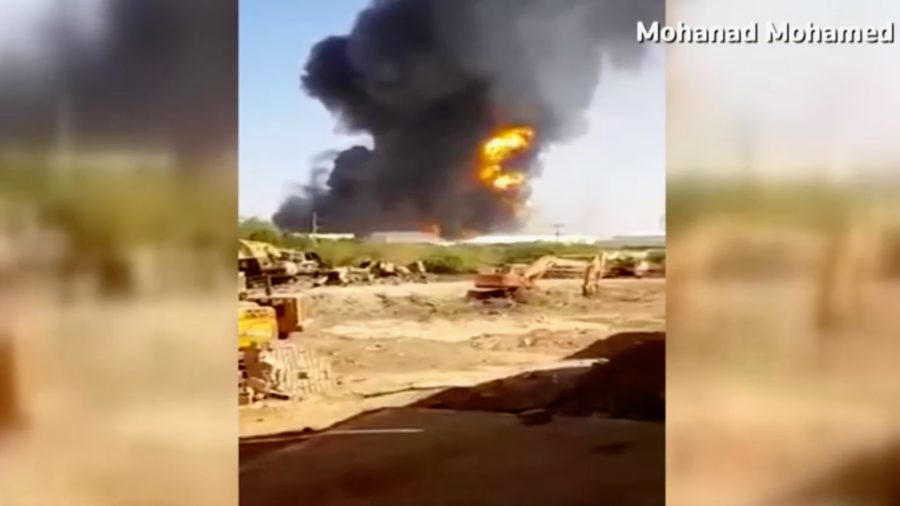 Twenty-Three Killed After Gas Tanker Exploded in Ceramics Factory in Sudan