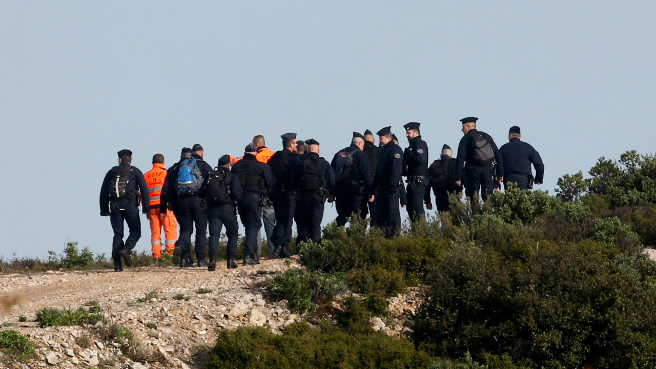 Helicopter crash in France 5 dead