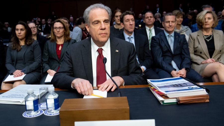 Horowitz Criticizes FBI's 'Failure' of 'Entire Chain of Command' in Trump-Russia Probe