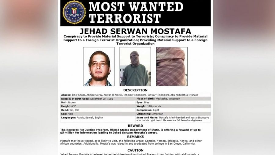 Fbi Most Wanted List 2020.Fbi Offers 5 Million To Find Us Citizen On Most Wanted