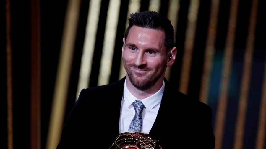 Lionel Messi Claims Record Sixth Ballon D'Or