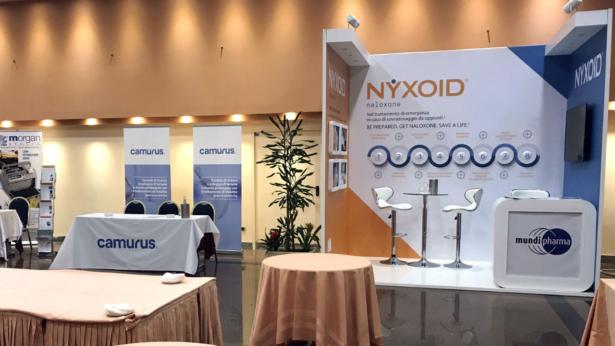 Nyxoid opioid overdose