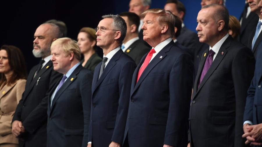 Trump Cancels Final NATO Press Conference: 'I Will Be Heading Back to Washington'