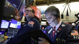 Virus-Driven Supply Chain Anxiety Mounts as Wall Street Plunge Continues