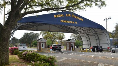 Pensacola Navy Base Shooter Was Saudi Arabian Aviation Student: Official