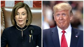 Trump: Pelosi, Schumer Want to Meet on Pandemic Relief Bill