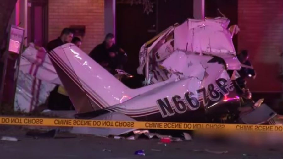 3 Dead After Small Plane Crash in San Antonio