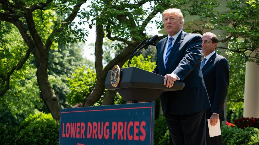 As Drug Affordability Debate Intensifies, Trump Lists Achievements, Talks Solutions