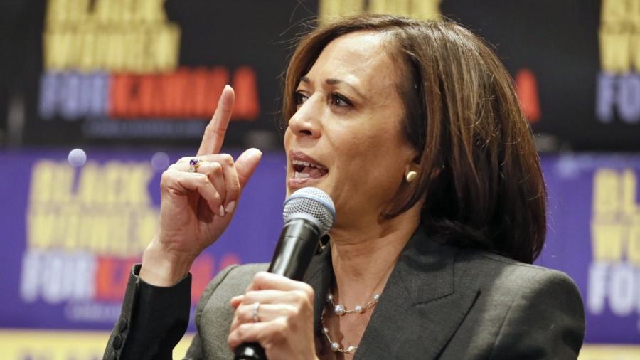 Sen. Kamala Harris Drops Out of 2020 Race