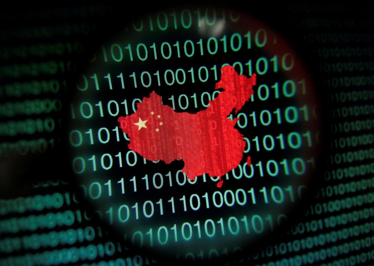 Sensitive tech US-China