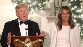 Trump Order Gives Federal Employees a Day Off for Christmas Eve