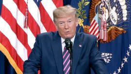 Trump Says He Supports Paid Family Leave