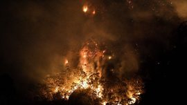 Severe Threat Remains as Fires Rage in Australia's New South Wales