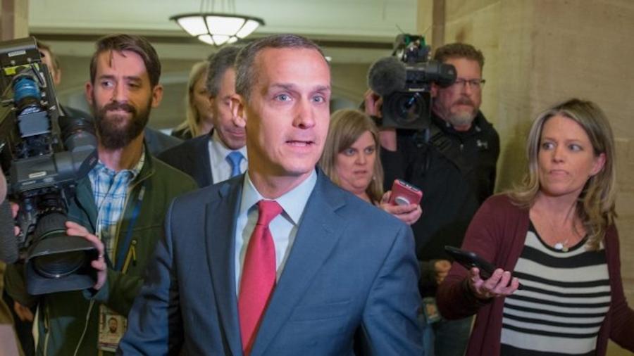 Corey Lewandowski Says He Will Not Run for US Senate
