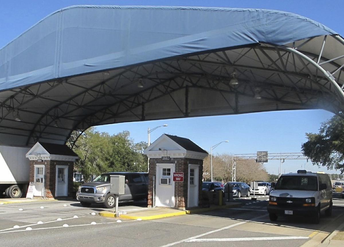 Naval-Air-Base-Station-in-Pensacola