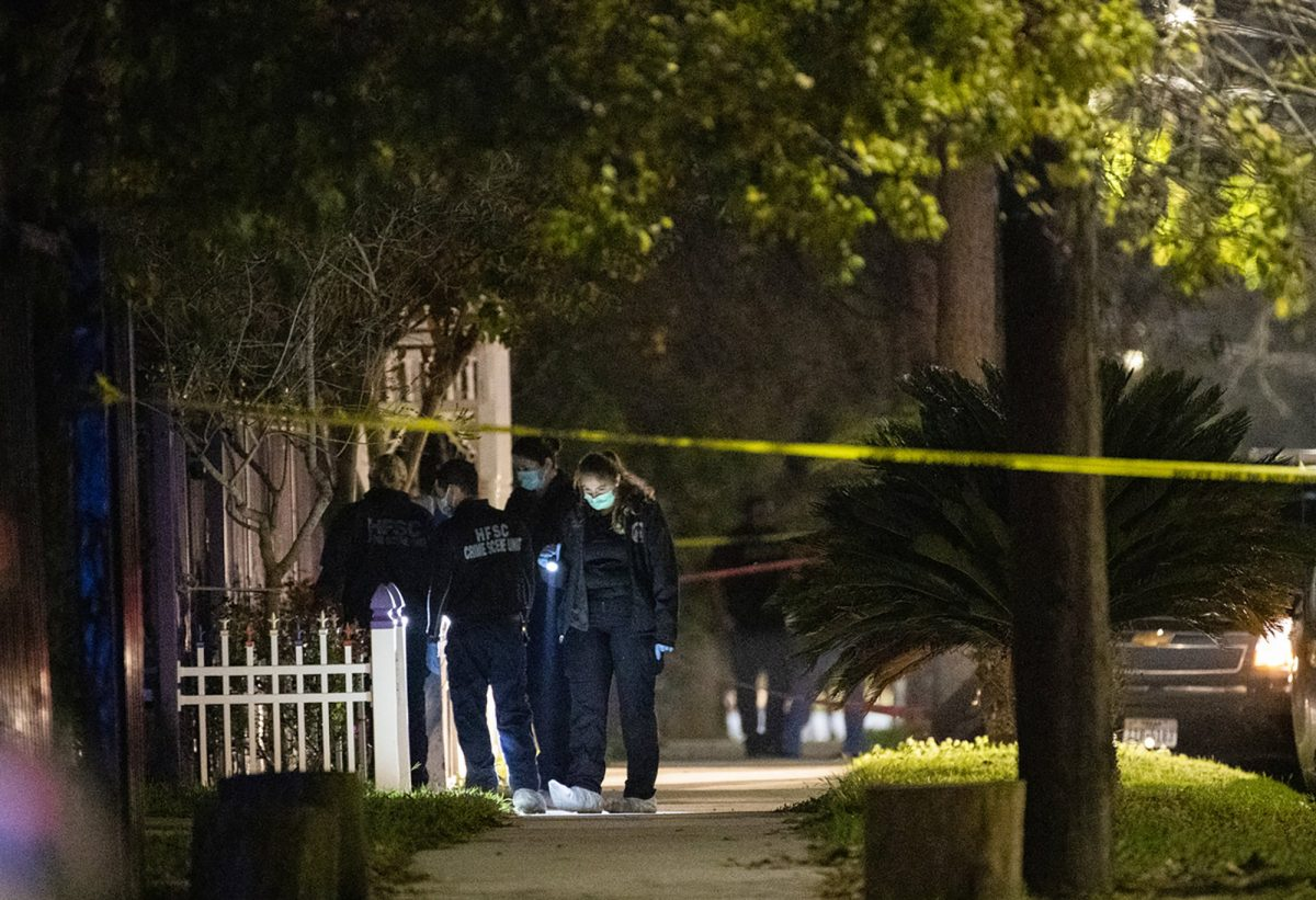 Houston Police Sergeant Shot and Killed; Suspect in Custody