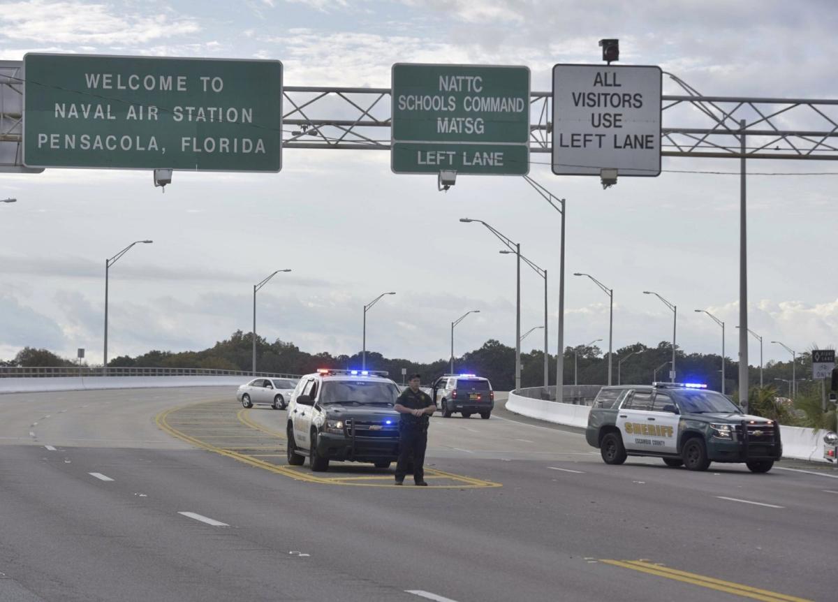 Police Pensacola Air Base