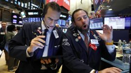 US Stocks Hit Records After Reports of 'In Principle' US–China Trade Deal
