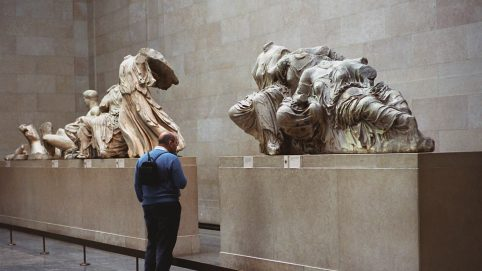 The 200-Year Battle Over the Parthenon Marbles
