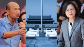 Zooming In: Taiwan's Presidential Election—A Referendum on the CCP?