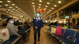 China Shuts Down Airport and Public Transit in Wuhan Amid Coronavirus Outbreak