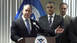 ICE: Sanctuary Policy to Blame for Killing