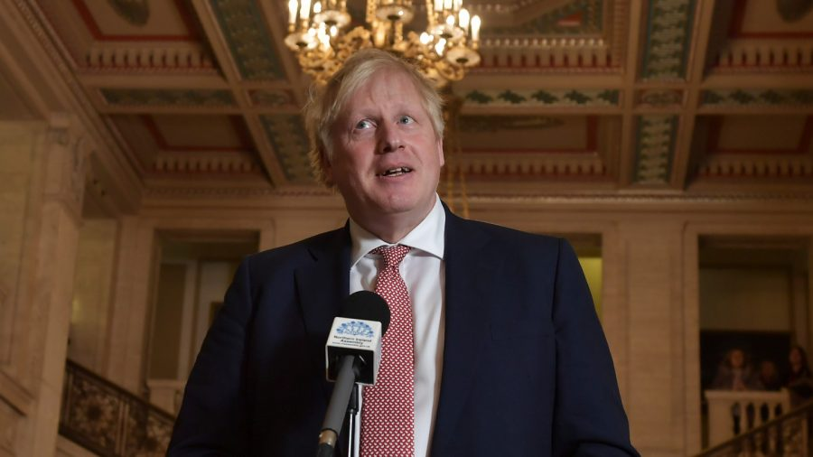 UK's Boris Johnson Supports Replacing Obama's Iran Nuclear Deal With 'Trump Deal'