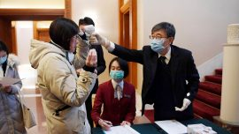 China Refused American Offer of Assistance in Studying Corona Virus Outbreak: US Health Chief