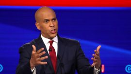 Sen. Cory Booker Suspends Presidential Campaign After Fundraising Issues